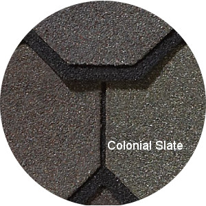 Carriage House Colonial Slate