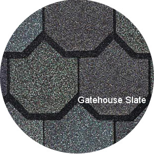 Carriage House Gatehouse Slate