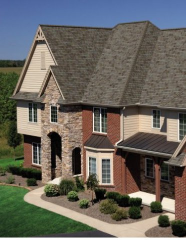 Owens Corning Disigner color collection 2